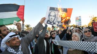 Κουβέιτ: Διαδήλωση κατά της απόφασης Τραμπ περί Ιερουσαλήμ (pics&vid)