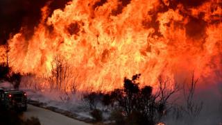 Καλιφόρνια: Συνεχίζουν το καταστροφικό τους έργο οι φλόγες