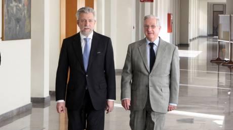 Κόντρα Κοντονή-δικαστών, «ωμή» παρέμβαση στη Δικαιοσύνη κατήγγειλε ο πρόεδρος του ΣτΕ