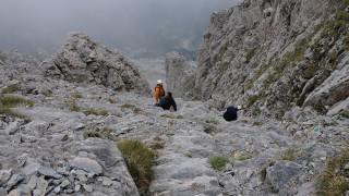 Αίσιο τέλος στην περιπέτεια των δύο ορειβατών στον Όλυμπο