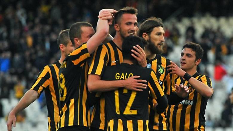 Super League: Για την κορυφή η ΑΕΚ