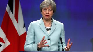 Brexit: Ο συμβιβασμός γέννησε αισιοδοξία, λέει η Μέι