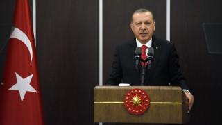 Ερντογάν: Εταίρος στην αιματοχυσία στη Μέση Ανατολή οι ΗΠΑ