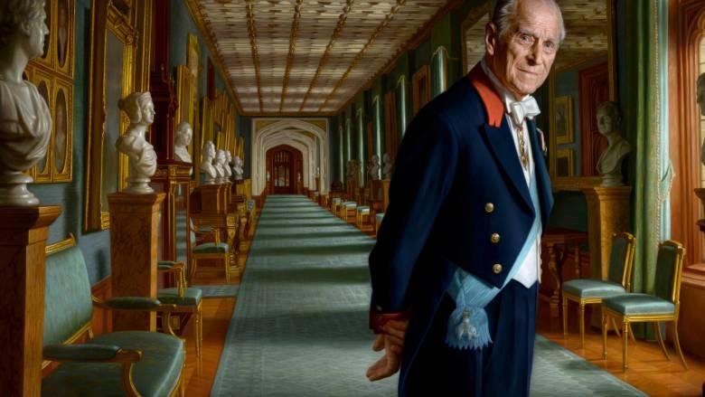 Φίλιππος: το αντίο του στη μοναρχία σε ένα πορτρέτο