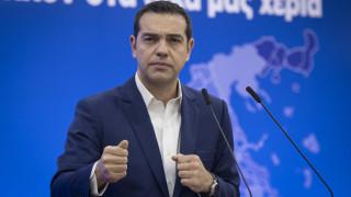 Τσίπρας σε επενδυτές: «Η Ελλάδα είναι η γη της ευκαιρίας»