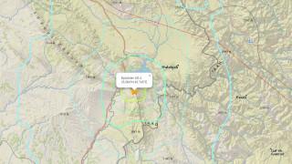 Σεισμός 5,4 βαθμών Ρίχτερ στο Ιράν