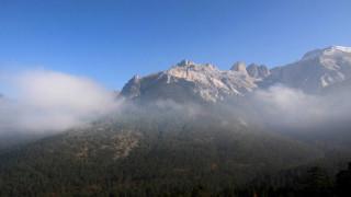 Νέο ορειβατικό ατύχημα στον Όλυμπο - Σε εξέλιξη επιχείρηση απεγκλωβισμού δύο ατόμων