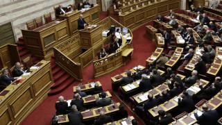Σήκωσε αυλαία η συζήτηση του προϋπολογισμού στη Βουλή