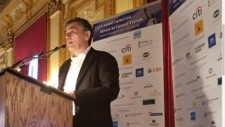 Τσακαλώτος από τη Νέα Υόρκη: Το 2018 σηματοδοτεί μια καθοριστικής σημασίας στιγμή για την Ελλάδα