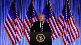 Τραμπ: «Επείγουσα ανάγκη» το Κογκρέσο να κάνει αυστηρότερη την πολιτική για τη μετανάστευση