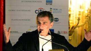 Τσακαλώτος: Το Φεβρουάριο η συζήτηση για το χρέος και οι αποφάσεις του ΔΝΤ