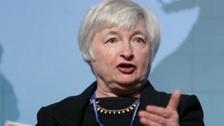 Η Τζάνετ Γέλεν αποχαιρετά τη Fed με αύξηση επιτοκίων