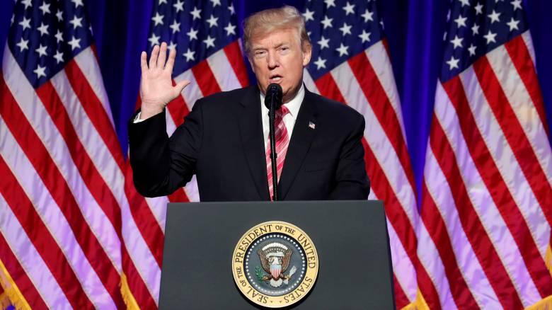 ΗΠΑ: Αυστηρότερη πολιτική για την μετανάστευση απαιτεί ο Τραμπ μετά την επίθεση στο Μανχάταν
