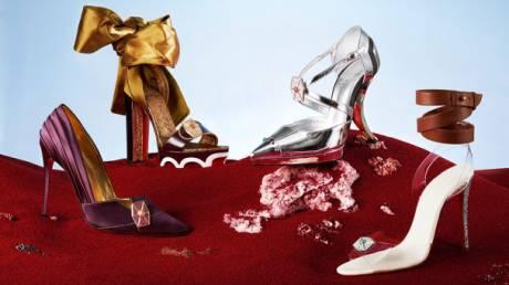 Christian Louboutin X Star Wars: τζεντάι σε ψηλά τακούνια για καλό σκοπό
