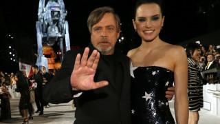 Daisy Ridley: με τη Δύναμη του Star Wars εξαπολύει πόλεμο στα social media