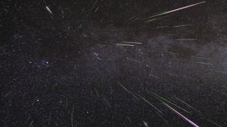 Κορυφώνονται την Τετάρτη οι Διδυμίδες, η μεγάλη βροχή διαττόντων αστέρων