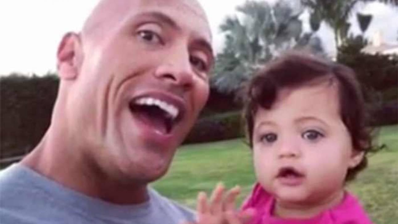 The Rock: ενθουσιασμένος με τα οιστρογόνα ανακοίνωσε στο Instagram ότι γίνεται πατέρας ξανά