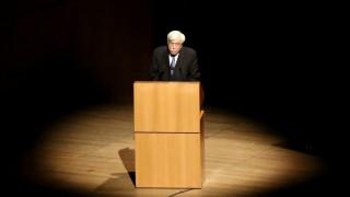 Παυλόπουλος: Φάρος πνεύματος για το έθνος μας το ΕΜΠ