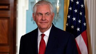 Τίλερσον: Οι ΗΠΑ είναι έτοιμες να μιλήσουν με τη Βόρεια Κορέα