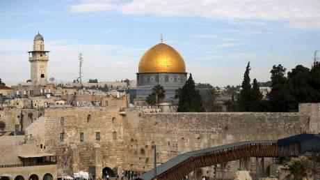 Τουρκία: Κάλεσμα αναγνώρισης της Ανατολικής Ιερουσαλήμ ως πρωτεύουσας ενός Παλαιστινιακού Κράτους