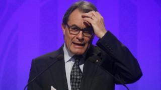 Κατάσχεση της κατοικίας του πρώην προέδρου της Καταλονίας