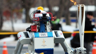 Το ταξίδι της Ολυμπιακής Φλόγας στη Νότια Κορέα