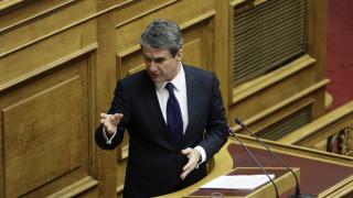 Νέα έγγραφα για τον μεσάζοντα Παπαδόπουλο κατέθεσε στη Βουλή ο Λοβέρδος