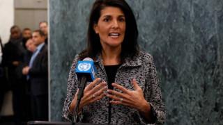 Η Νίκι Χέιλι υπόσχεται σημαντικές αποκαλύψεις για το Ιράν