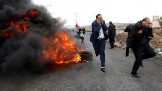 Νέες ισραηλινές επιδρομές στη Λωρίδα της Γάζας μετά την εκτόξευση ρουκετών