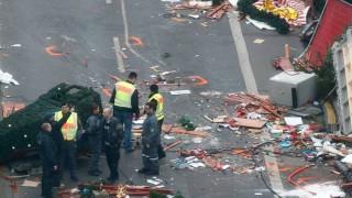 Γερμανία: Συλλήψεις υπόπτων που συνδέονται με την επίθεση στη Χριστουγεννιάτικη αγορά