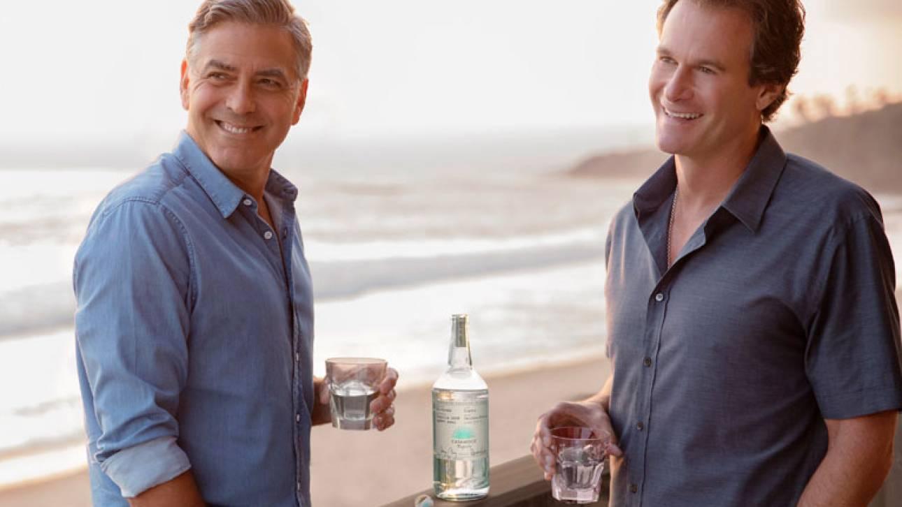 George Clooney: ο γενναιόδωρος star δώρισε από 1 εκατομμύριο στους 14 κολλητούς του