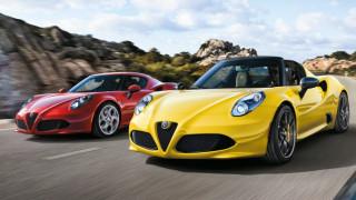 Η εμπλοκή της Alfa Romeo στη Φόρμουλα 1 φέρνει και την ανανέωση της 4C