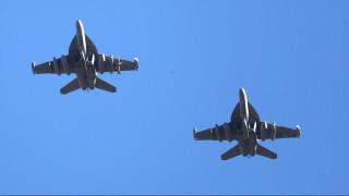 Αμερικανικά μαχητικά αναχαίτισαν ρωσικά πάνω από τη Συρία