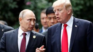 Πούτιν και Τραμπ συζήτησαν για τη Βόρεια Κορέα