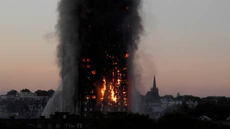 Ο πύρινος εφιάλτης στον Πύργο Γκρένφελ