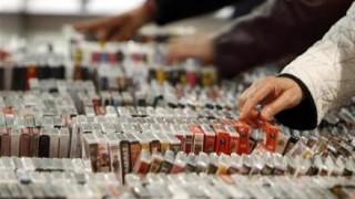Κατάσχεση 220.000 παράνομων CDs και DVDs από το ΣΔΟΕ - Συνελήφθη ένα άτομο