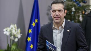 Τσίπρας: Η σημερινή Ευρώπη έχει υπερβολικό κοινωνικό έλλειμμα και δεν το αντιμετωπίζει