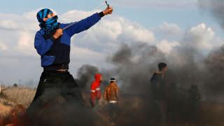 Γάζα: Δύο νεκροί από πυρά Ισραηλινών - Συνεχίζονται οι διαδηλώσεις για την Ιερουσαλήμ
