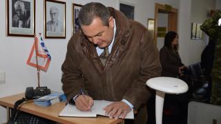 Καμμένος για Κυπριακό: Θα επιλυθεί όταν η Κύπρος θα έχει απελευθερωθεί