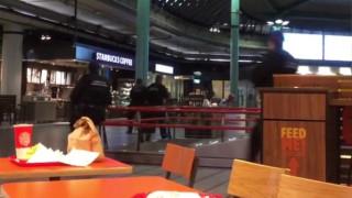 Γνωστός στις Αρχές ο ένοπλος στο αεροδρόμιο του Άμστερνταμ