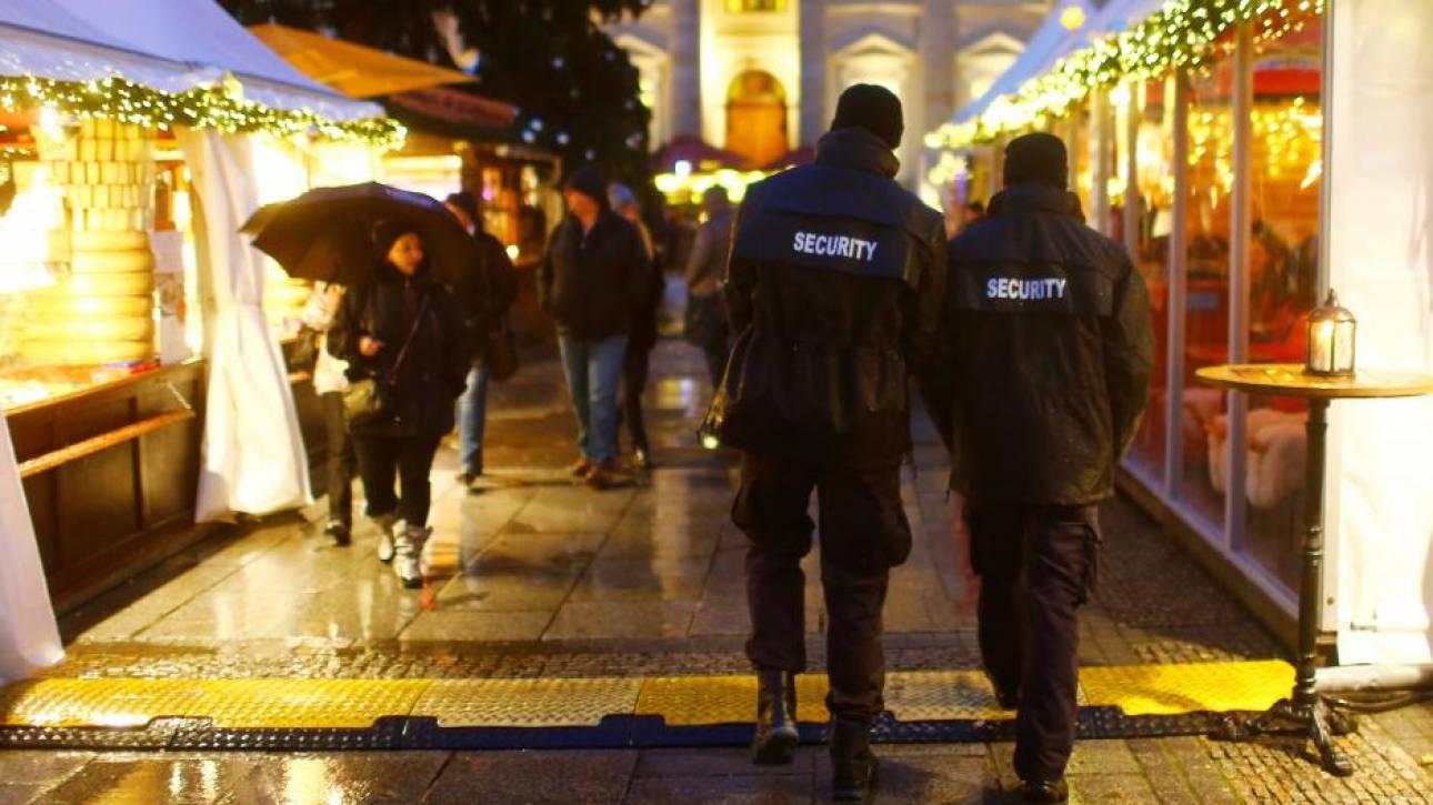Γερμανία  Δρακόντεια τα μέτρα ασφαλείας στις χριστουγεννιάτικες αγορές e68b1cd9f94