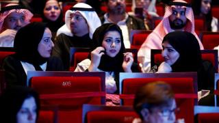 Μεγάλες στιγμές για τους Σαουδάραβες: Ανοίγουν ξανά μετά από 35 χρόνια οι κινηματογράφοι