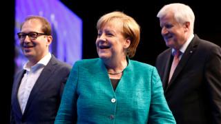 Γερμανία: Με επίδειξη ενότητας μεταξύ CDU και CSU ξεκίνησε το Συνέδριο των Χριστιανοκοινωνιστών