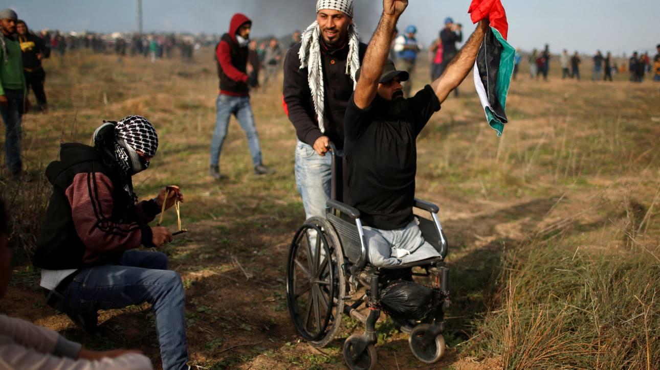 Ιμπραήμ Αμπού Τουράγια: Ο διαδηλωτής-σύμβολο των Παλαιστινίων έπεσε νεκρός