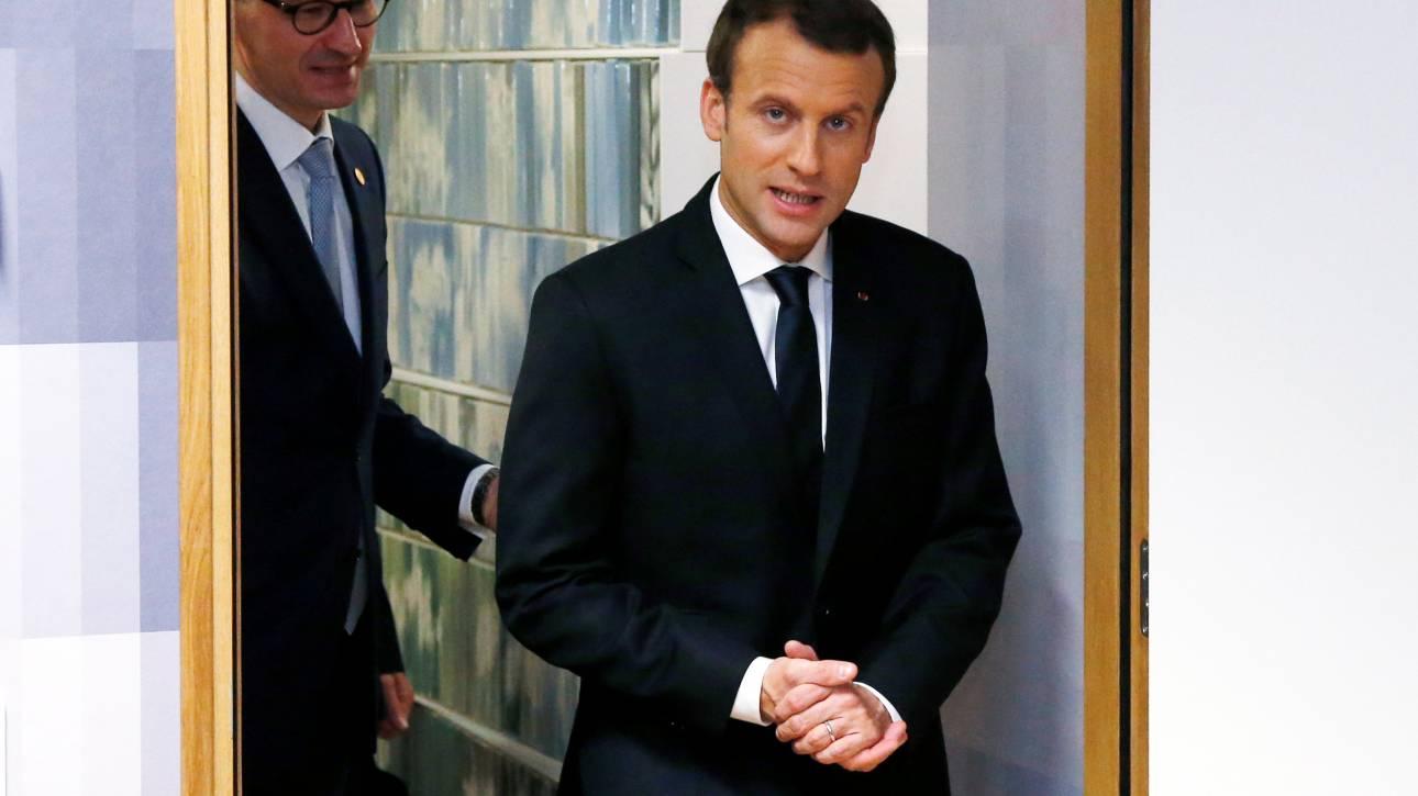 Γαλλία: «Βασιλικά» γενέθλια για τον πρόεδρο Μακρόν