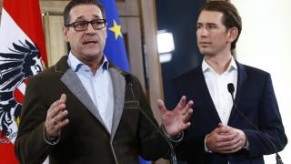 Αυστρία: Σημαντικά χαρτοφυλάκια αναλαμβάνει το ακροδεξιό κόμμα