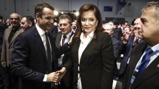 Ντ. Μπακογιάννη: Η ΝΔ θέλει μια Ελλάδα ενωμένη και όχι διχασμένη κ. Τσίπρα