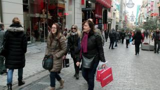 Εορταστικό ωράριο: Ανοιχτά σήμερα τα εμπορικά καταστήματα