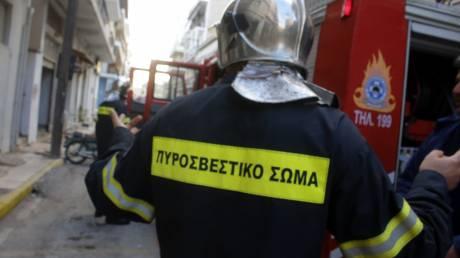 Κατερίνη: Τρεις νεκροί από πυρκαγιά σε πολυκατοικία