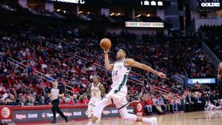 NBA: Δεν έβαλε… φρένο στις «ρουκέτες» ο Αντετοκούνμπο (vids)